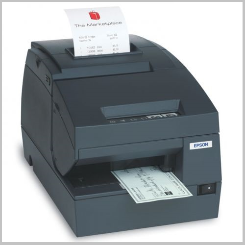 Imprimante de chèque